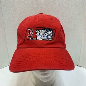 Boston Red Sox 2004 World Series Champs Hat Cap
